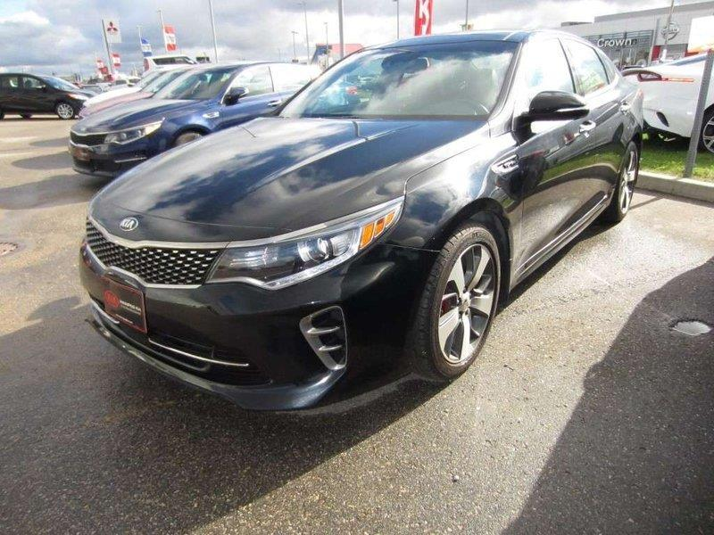 2016 Kia Optima SXL Turbo *Basically Brand New!* #16OP399