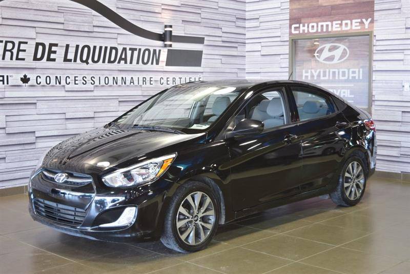 Hyundai Accent 2013 GLS+TOIT OUVRANT+MAGS #S8817