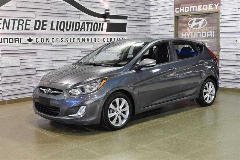 Hyundai Accent 2013 GLS+TOIT+MAGS #S8809