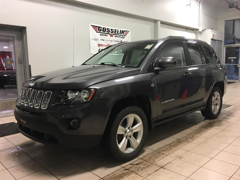 Jeep Compass 2014 NORTH 4X4  #D4056A