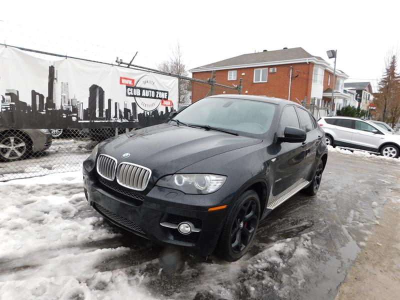 BMW X6 2009 50i AWD NAVIGATION BLUETOOTH #9LZ93816