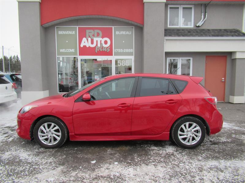 Mazda MAZDA3 2012 HB Sport GS-SKY #9966