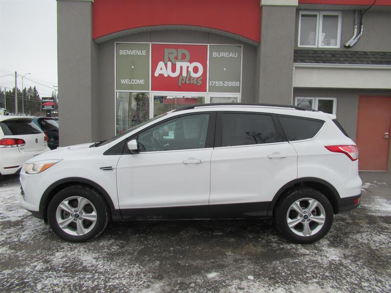 Ford Escape 2015 4WD SE 2.0L #10004