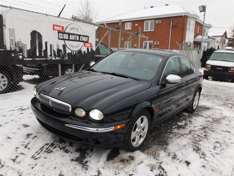 Jaguar X-Type 2005 3.0L XTYPE VANDEN PLASS AWD TOIT OUVRANT  #5WE67544