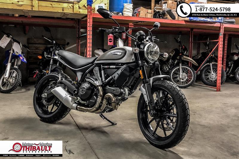 Ducati Scrambler 800 2018