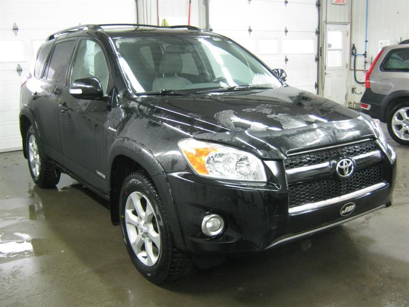 Toyota RAV4 2011 4WD 4dr 4-cyl 4-Spd AT Ltd (Natl) #MI144