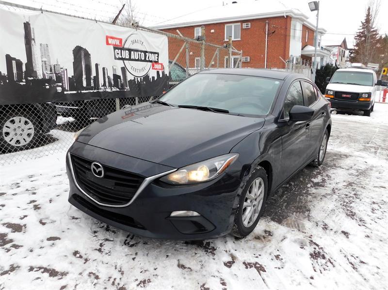 Mazda MAZDA3 2014 GS SKYACTV MANUELLE CAMÉRA DE RECUL BLUETOOTH #E1118789