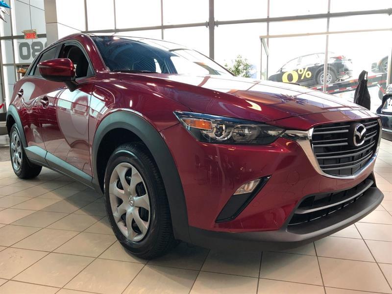 Mazda CX-3 2019 GX*CAM RECUL*AUTO*A/C*USB*BLUETOOTH #219060