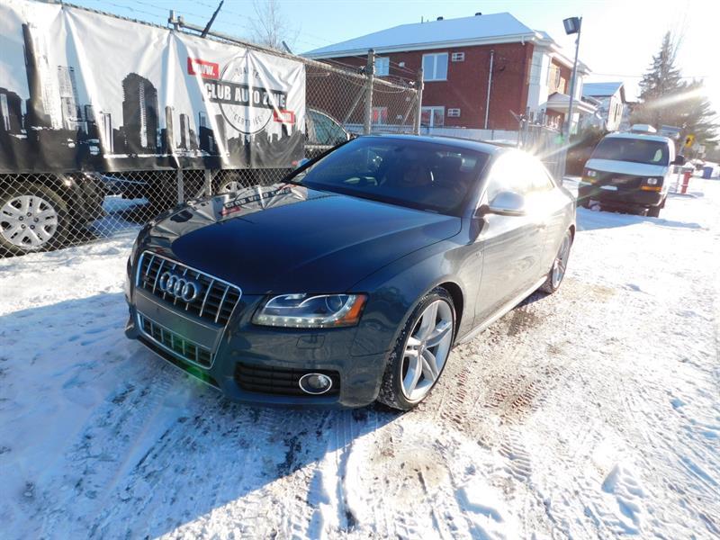 Audi S5 2009 COUPÉ V8 NAVIGATION BLUETOOTH #9A054472