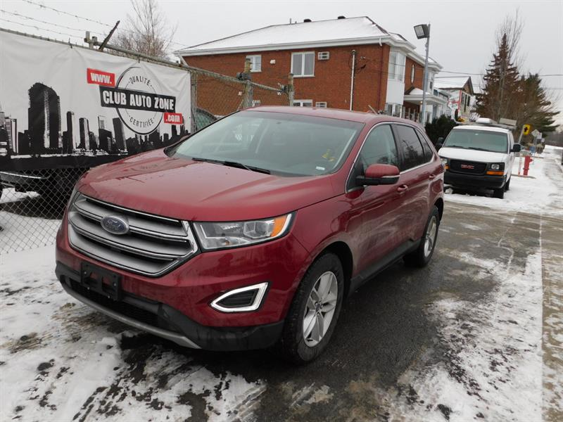 Ford EDGE 2018 SEL AWD AUTOMATIQUE BLUETOOTH #JBB81326