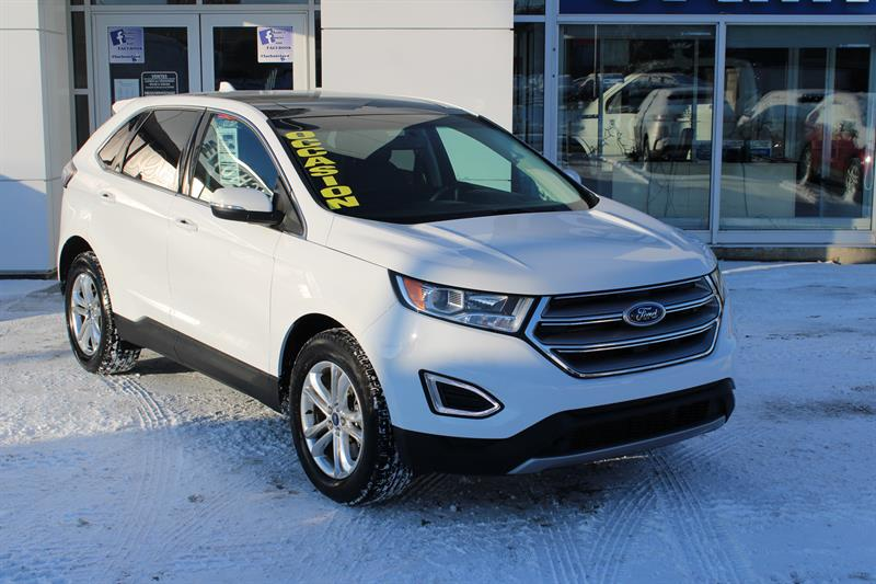 2016 Ford EDGE 4dr SEL AWD 3.5 PANO *35968km* #18267A
