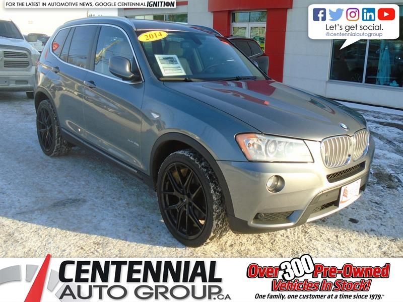 2014 BMW X3 xDrive28i | AWD |  #U1805A