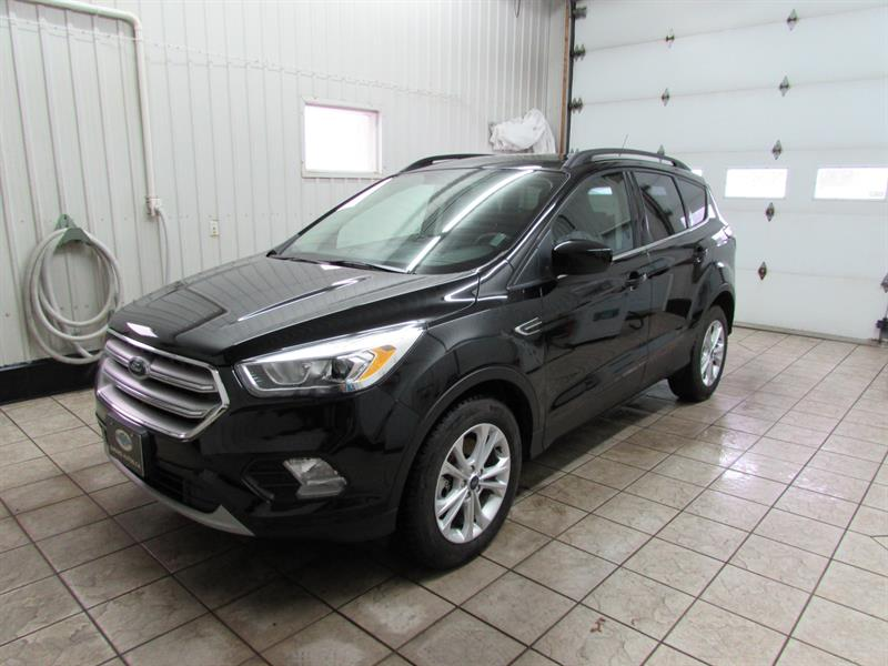 2018 Ford Escape SEL 4WD #18-07