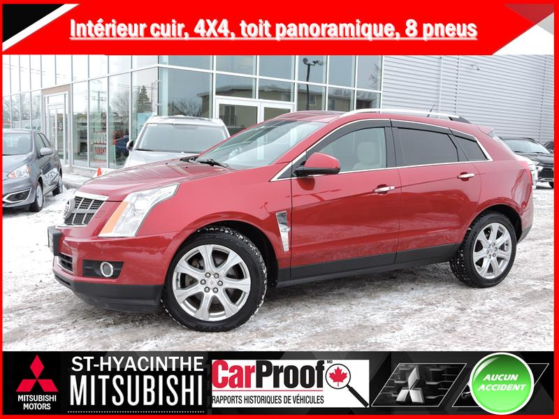 Cadillac SRX 2011 AWD 4dr 3.0 Performance #19P006