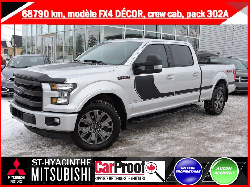 Ford F-150 2016 XLT SPORT DECOR FX-4 #18P090