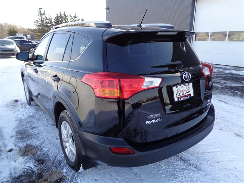 2015 toyota rav4 le awd one owner local trade used for sale in summerside at centennial. Black Bedroom Furniture Sets. Home Design Ideas