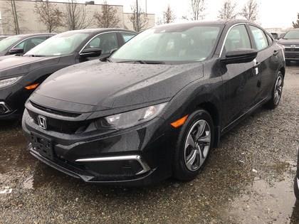 2019 Honda Civic LX #Y0377