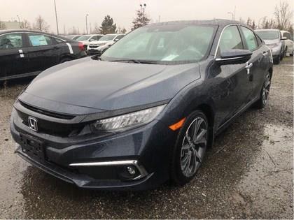 2019 Honda Civic Touring #Y0382