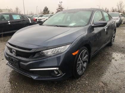 2019 Honda Civic Touring #Y0411