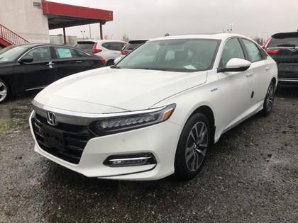 2019 Honda Accord Hybrid Touring #Y0424