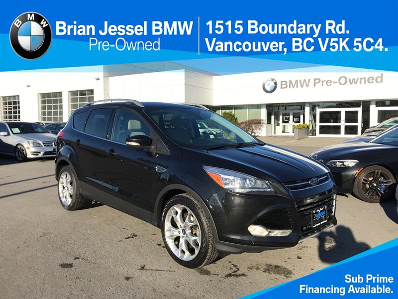 2014 Ford Escape Titanium - AWD #BP744110