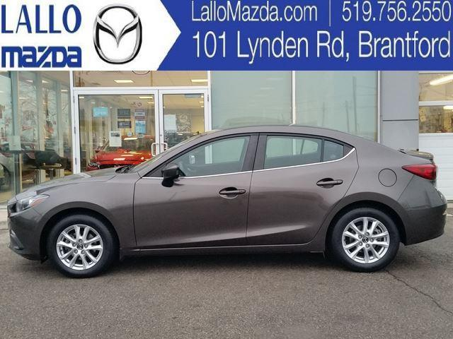 2015 Mazda MAZDA3 GS|HEATED SEATS #P2435