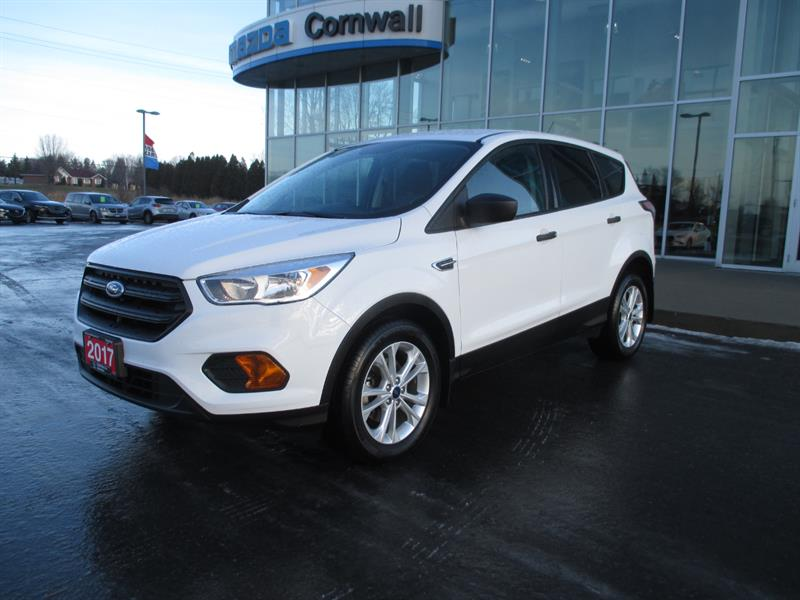 2017 Ford Escape FWD 4dr S #18-382A