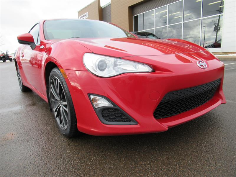 2013 Scion Fr-s 6 Speed Manual  #U662A