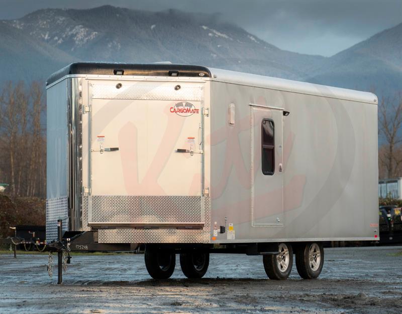 2019 Cargomate Snowbird 8.5x22 Snowmobile