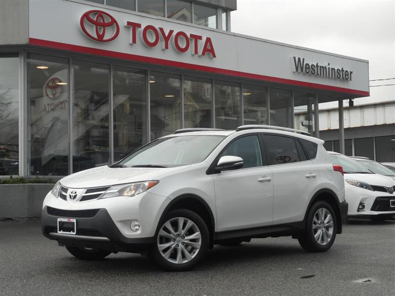 2015 Toyota RAV4 Limited Technology Package #P6759T
