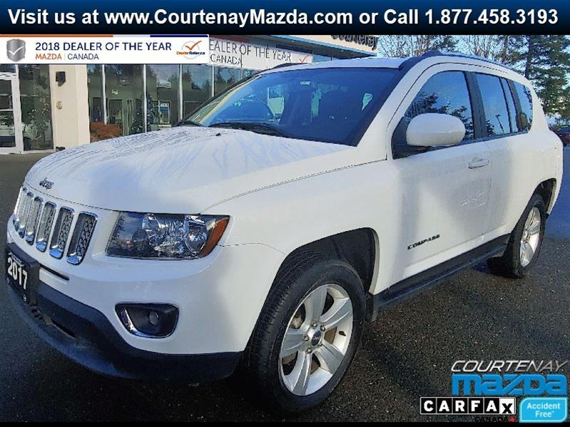 2017 Jeep Compass 4x4 Sport / North #P4757
