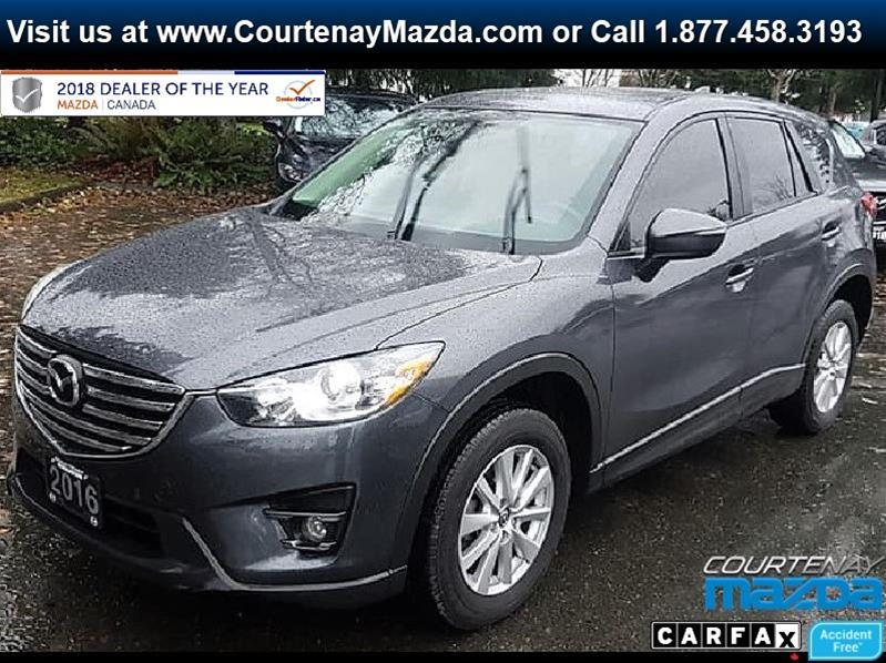 2016 Mazda CX-5 GS AWD at #P4758