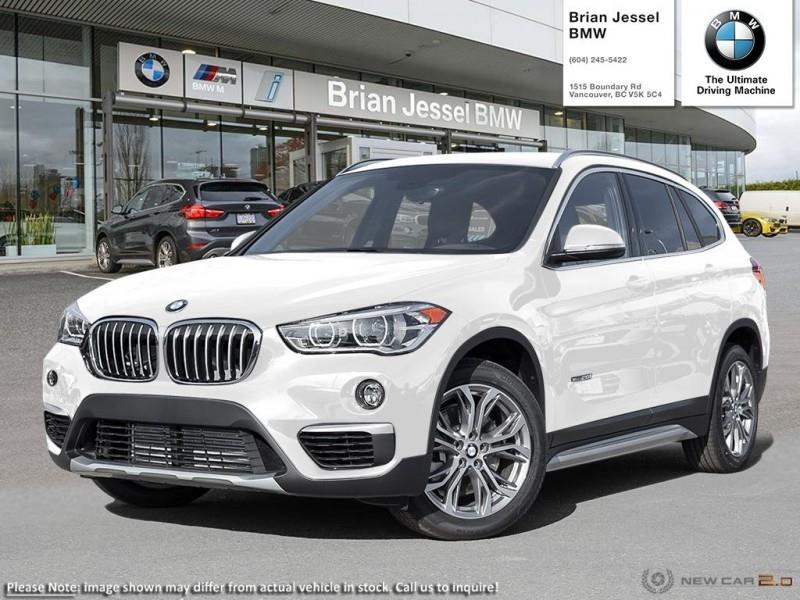 2018 BMW X1 xDrive28i Sports Activity Vehicle #J2627