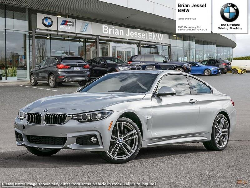 2019 BMW 4 Series 430i xDrive Coupe #K0007