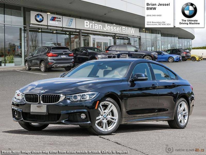 2019 Bmw 4 Series 430i Xdrive Gran Coupe New For Sale In Vancouver