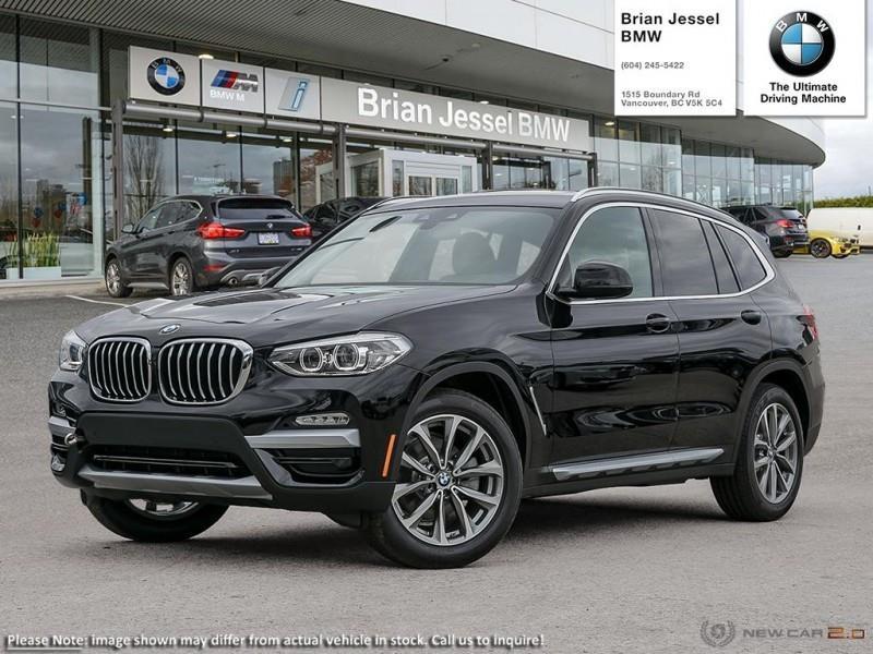 2019 BMW X3 xDrive 30i Sports Activity Vehicle #8318RX9447357