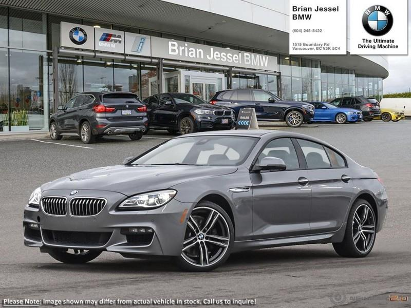 2019 BMW 6 Series 640i xDrive Gran Coupe #K0262