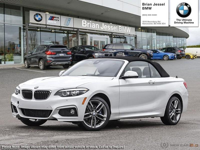 2019 BMW 2 Series 230i xDrive Convertible #K0328
