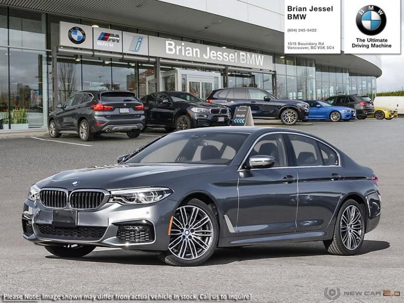 2019 BMW 5 Series 530i xDrive Sedan #K0343