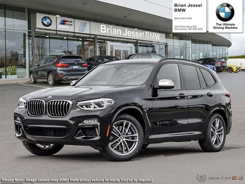 2019 Bmw X3 M40i Sports Activity Vehicle New For Sale In Vancouver