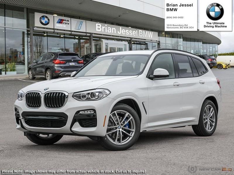 2019 BMW X3 xDrive 30i Sports Activity Vehicle #9618RX111324190