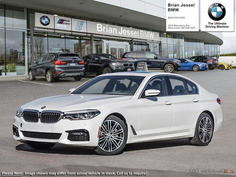 2019 BMW 5 Series 530i xDrive Sedan #K0405