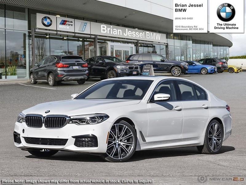 2019 BMW 5 Series 540i xDrive Sedan #K0372