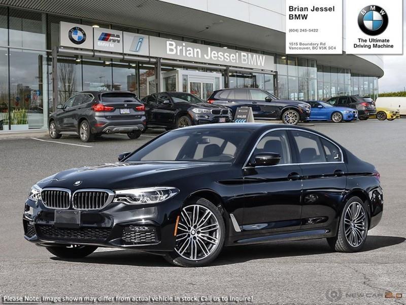 2019 BMW 5 Series 530i xDrive Sedan #K0375