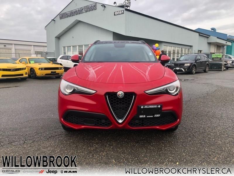 2018 Alfa Romeo Stelvio #18UP593