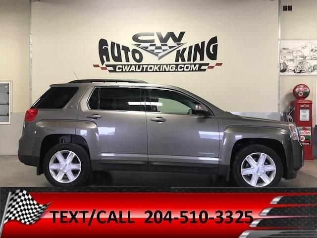 2011 GMC Terrain SLE-2 / Remote Start / Heated Seats / Rear Cam #20042317