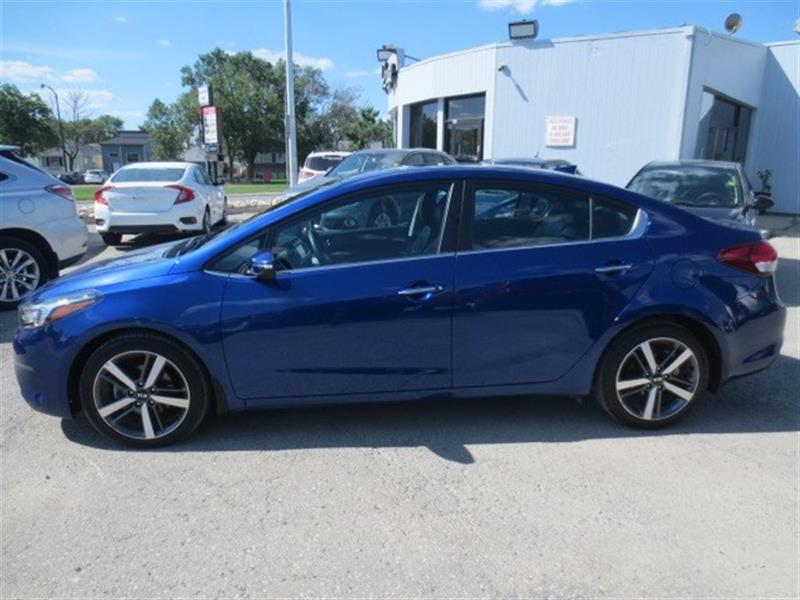 2017 Kia Forte EX Luxury SUNROOF/LTHR/CAMERA #3667