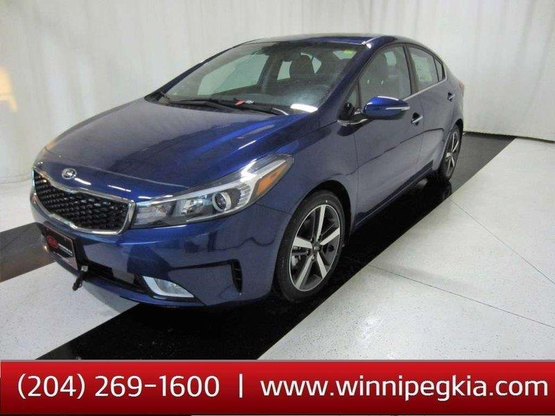 2017 Kia Forte SX *Last One Remaining!* #17FR306