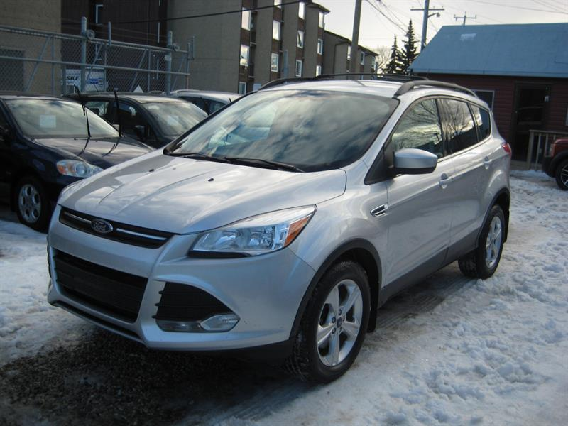 2013 Ford Escape 4WD 4dr SE #A01838