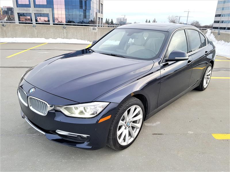 BMW 328i Xdrive 2014 GPS - CAMERA - TOIT - AWD  #493